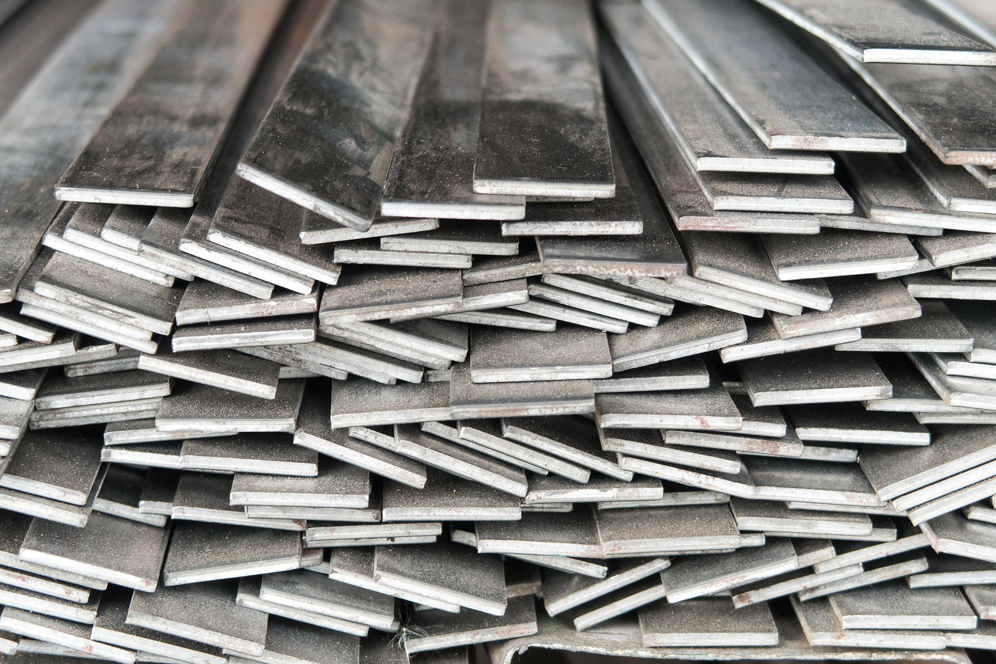 Galvanised Flat Bar Tough Low Maintenance Long Lasting