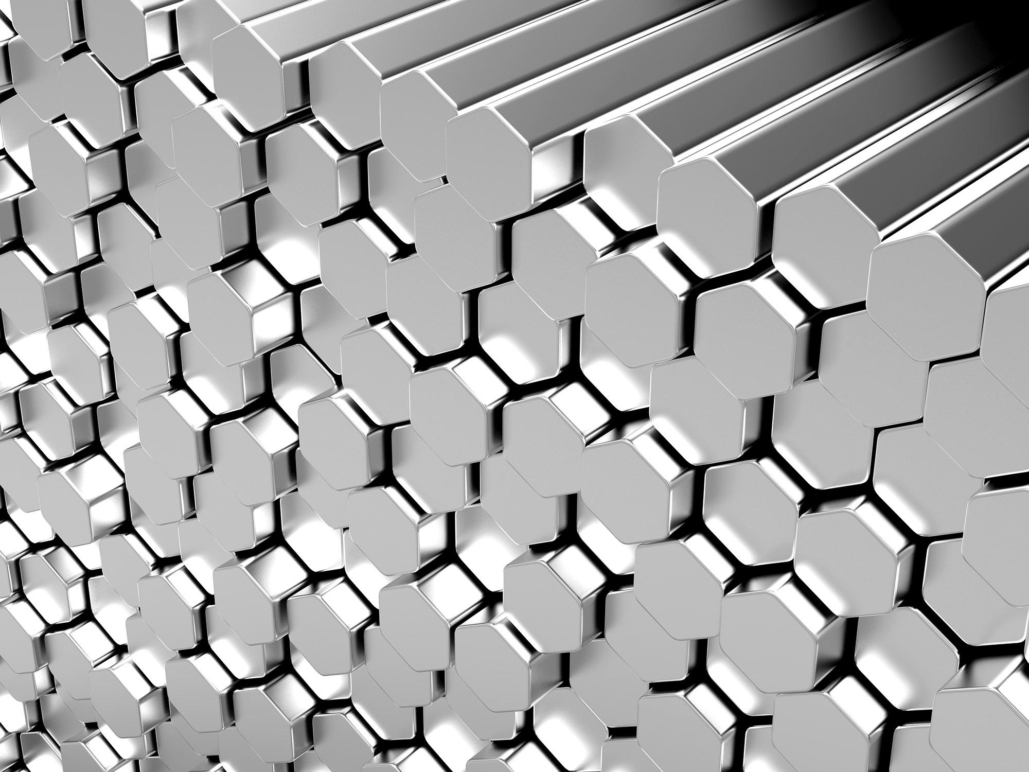 Stainless Steel Hexagonal Bar Metal Supplies