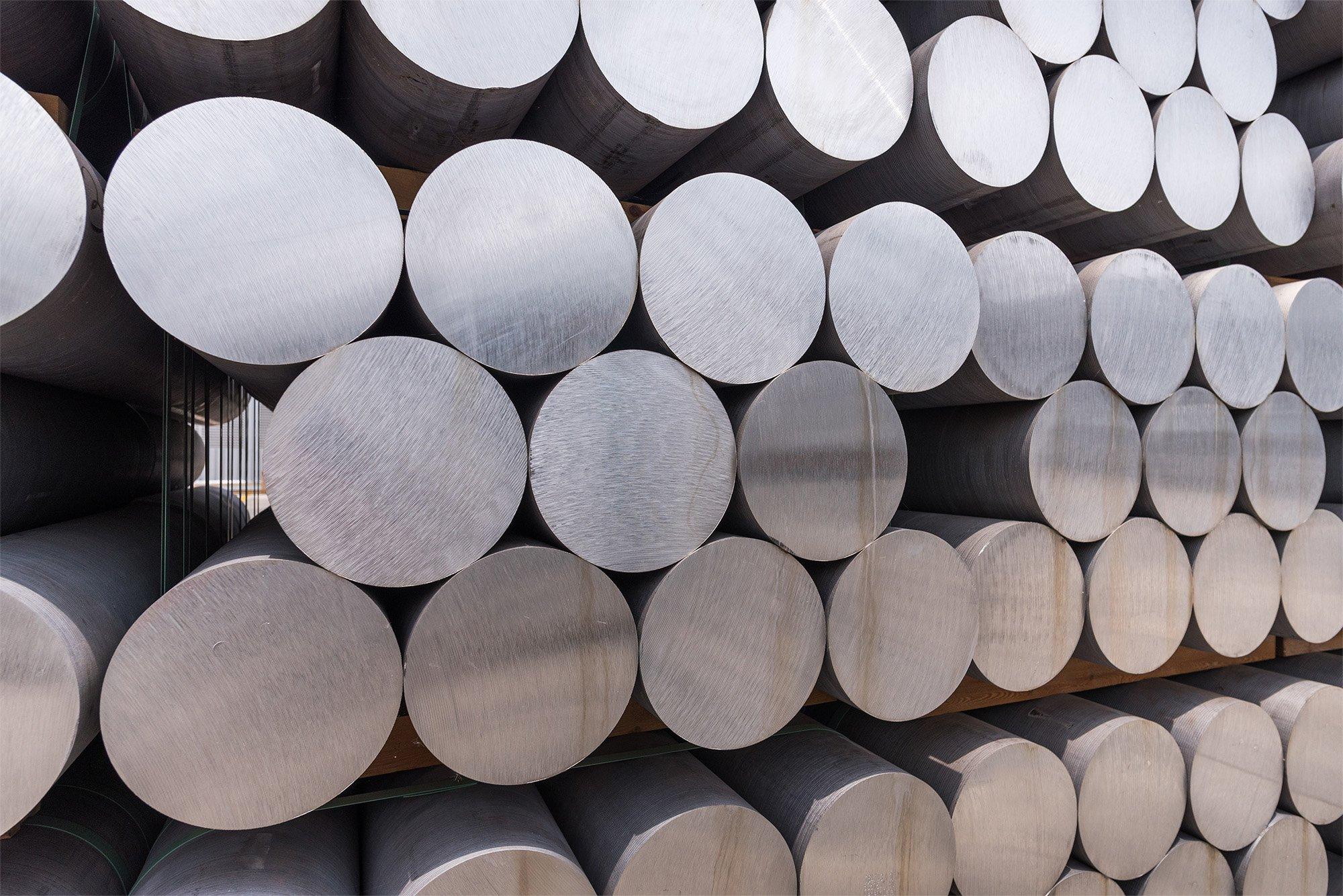 Aluminium Round Bar Buy Aluminium Online