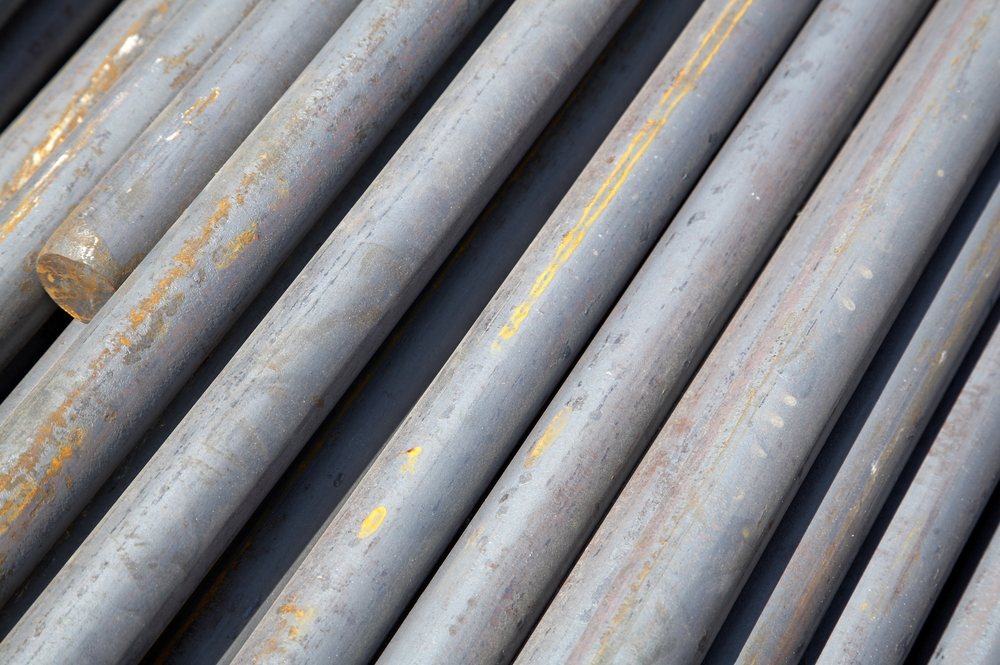 500mm Diameters from 6mm to 50mm Mild Steel Round Bar 6mm