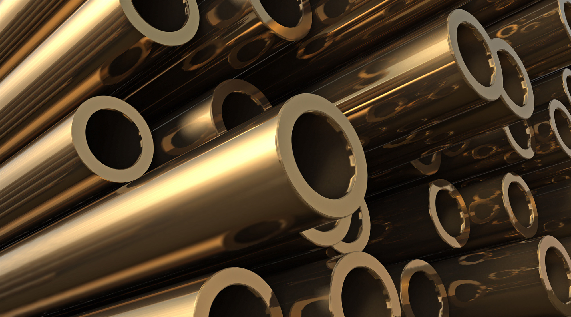 High Quality Bronze Tube From Metal Supplies